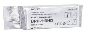 Papier Videoprinter Sony UPP-110 HD (110x20)