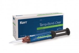 Temp-Bond Clear 6g